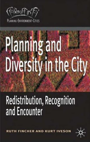 Planning and Diversity in the City Redistribution, Recognition and Encounter  2008 9781403938107 Front Cover