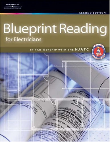 Blueprint Reading for Electricians  2nd 2008 (Revised) edition cover