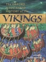The Oxford History of the Vikings:  2008 edition cover