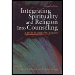 Integrating Spirituality and Religion into Counseling A Guide to Competent Practice 2nd 2011 edition cover