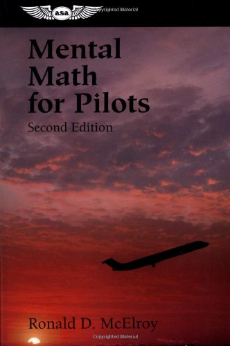 Mental Math for Pilots  2nd edition cover