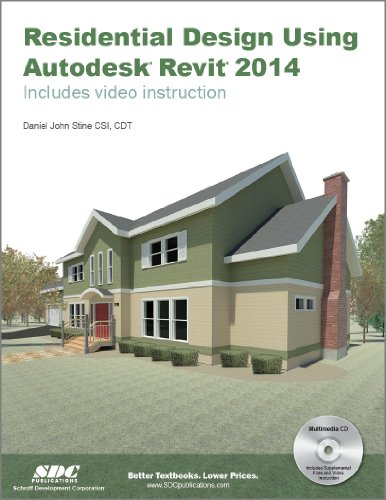 Residential Design Using Autodesk Revit 2014  N/A edition cover