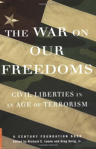 War on Our Freedoms Civil Liberties in an Age of Terrorism  2003 edition cover
