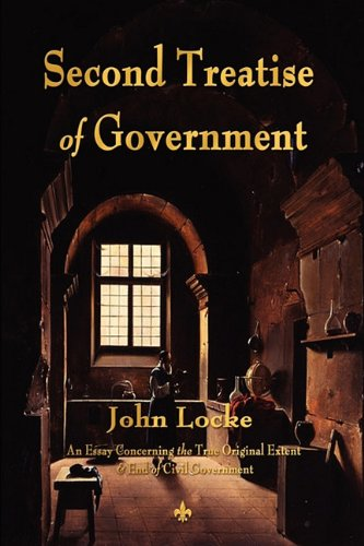 Second Treatise of Government N/A edition cover