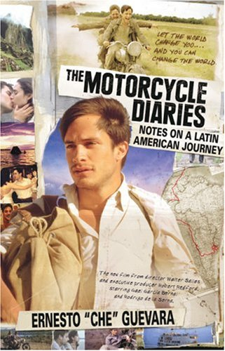 Motorcycle Diaries Notes on a Latin American Journey  2004 (Revised) edition cover