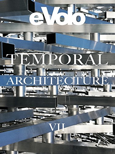 Temporal Architecture:   2015 9781938740107 Front Cover
