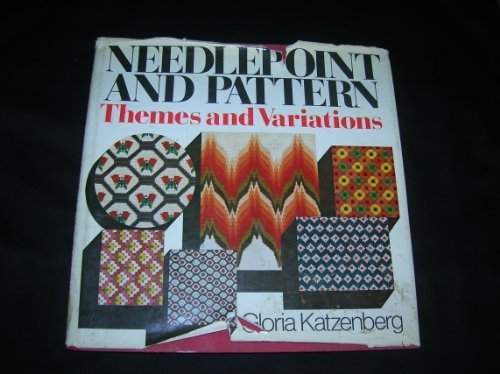 Needlepoint and Pattern Themes and Variations  1974 9780025608108 Front Cover