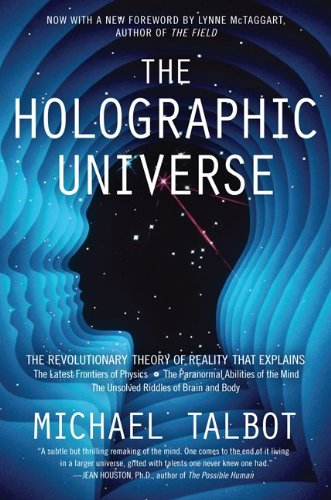 Holographic Universe The Revolutionary Theory of Reality N/A edition cover