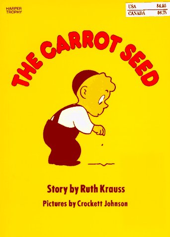 Carrot Seed  60th 2011 edition cover