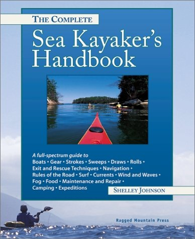 Complete Sea Kayaker's Handbook   2002 9780071362108 Front Cover