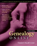 Genealogy Online:   2014 edition cover