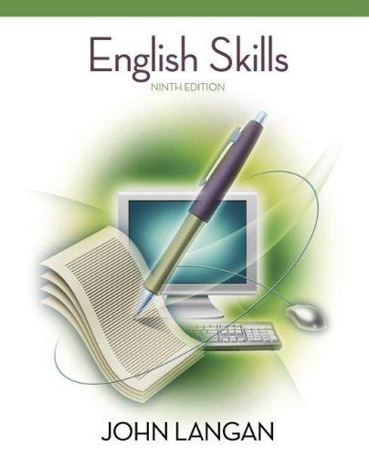 English Skills  9th 2008 edition cover