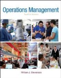 Operations Management  12th 2015 9780078024108 Front Cover