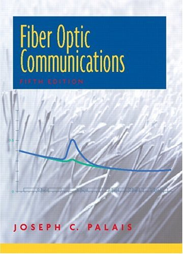 Fiber Optic Communications  5th 2005 edition cover