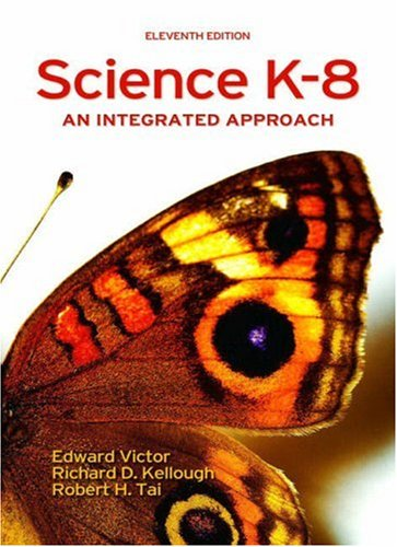 Science K-8 An Integrated Approach 11th 2008 edition cover