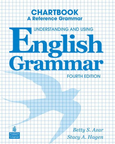 Understanding and Using English Grammar Chartbook  4th 2009 edition cover