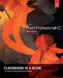 Adobe Flash Professional CC Classroom in a Book (2014 Release)   2015 edition cover