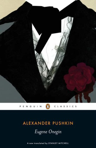 Eugene Onegin   2008 edition cover
