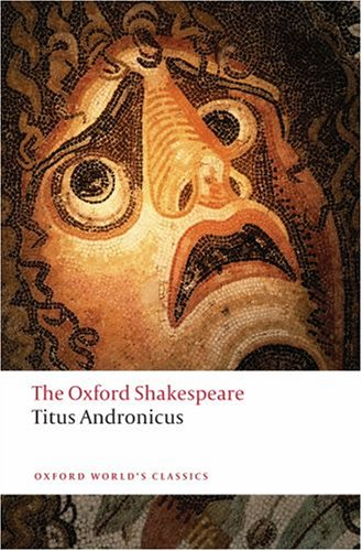 Titus Andronicus   2008 edition cover
