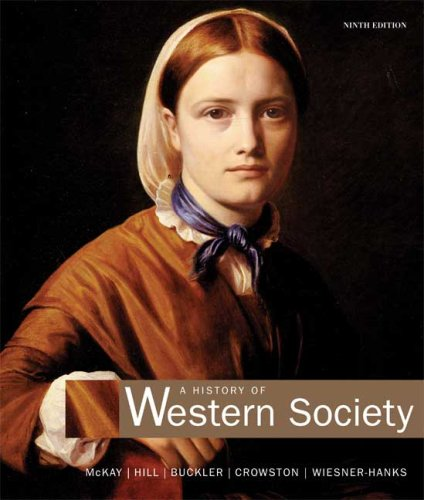 History of Western Society  9th 2007 9780312683108 Front Cover