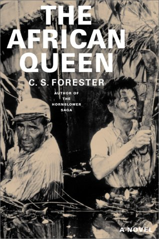 African Queen   1968 (Reprint) edition cover