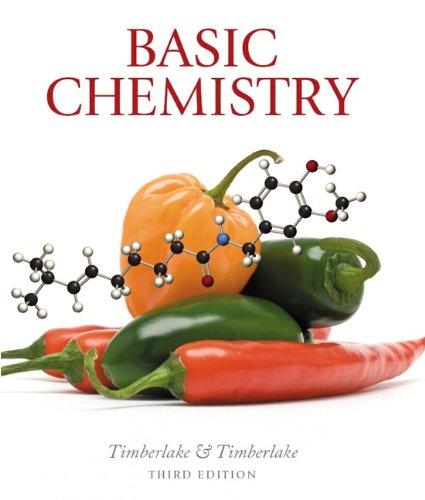 Basic Chemistry  3rd 2011 edition cover
