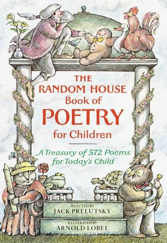 Random House Book of Poetry for Children   1983 edition cover