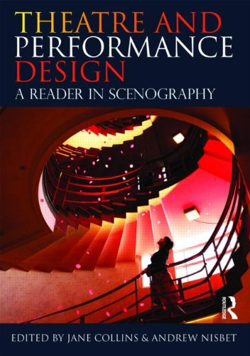Theatre and Performance Design A Reader in Scenography  2010 9780415432108 Front Cover