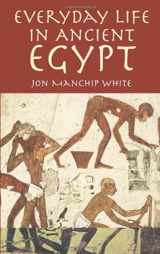 Everyday Life in Ancient Egypt   2002 (Unabridged) edition cover
