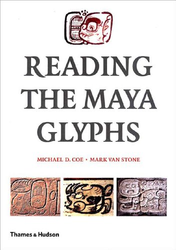 Reading the Maya Glyphs   2001 edition cover