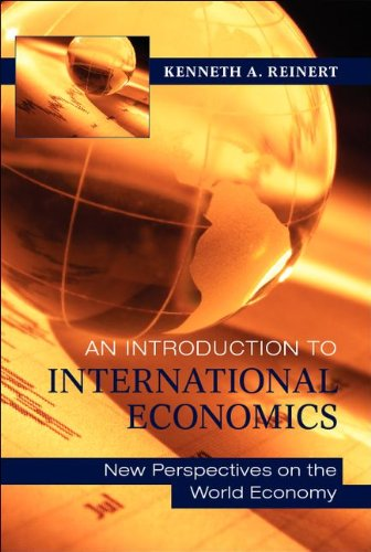 Introduction to International Economics New Perspectives on the World Economy 2nd 2011 edition cover