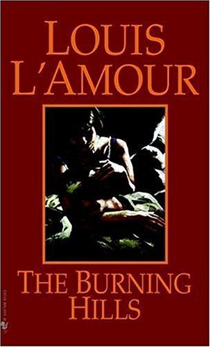 Burning Hills   1997 edition cover