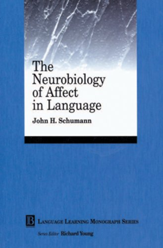 Neurobiology of Affect in Language Learning   1999 edition cover
