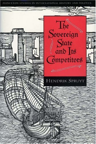 Sovereign State and Its Competitors An Analysis of Systems Change  1994 edition cover