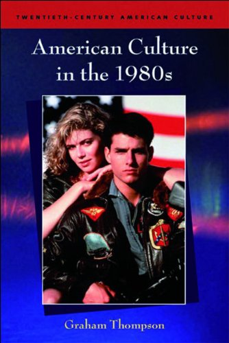 American Culture in The 1980s   2006 edition cover