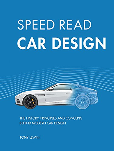 Speed Read Car Design The History, Principles and Concepts Behind Modern Car Design  2017 9780760358108 Front Cover