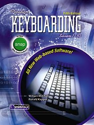 Paradigm Keyboarding : Sessions 1-30  2006 edition cover