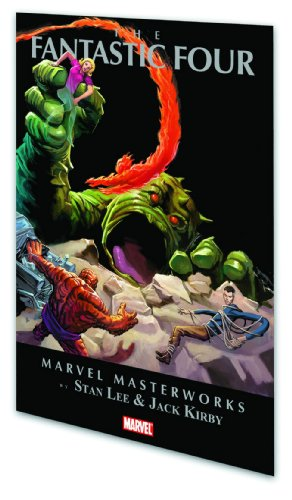 Fantastic Four   2009 edition cover