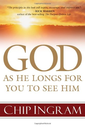 God As He Longs for You to See Him Reprint  edition cover