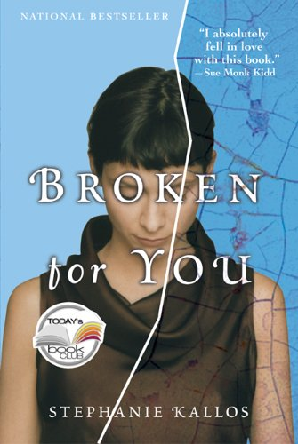 Broken for You   2004 edition cover