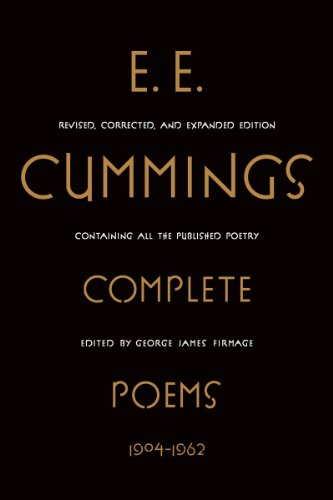 E. E. Cummings Complete Poems, 1904-1962  2013 9780871407108 Front Cover