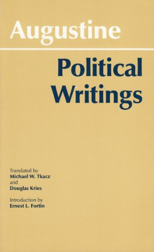 Political Writings   1994 edition cover