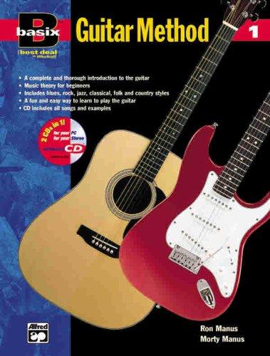 Basix Guitar Method   1996 edition cover