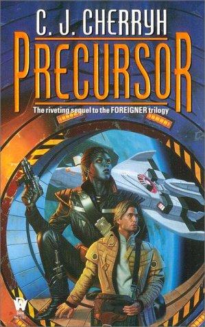 Precursor  Reprint 9780886779108 Front Cover