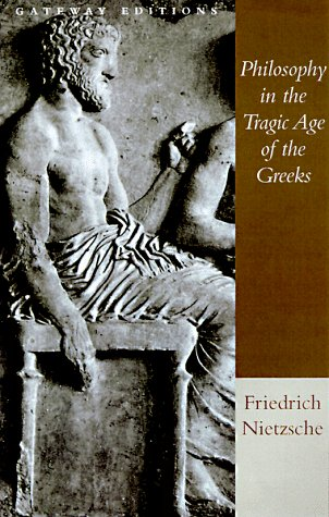 Philosophy in the Tragic Age of the Greeks  N/A edition cover