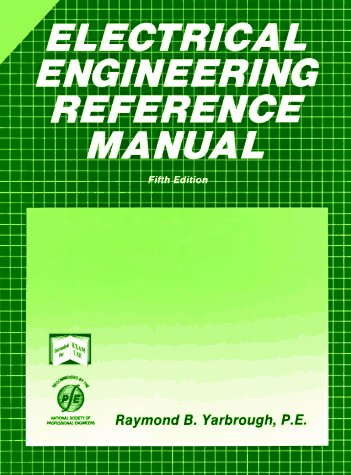 Electrical Engineering Reference Manual  5th edition cover