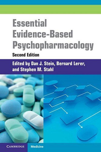 Essential Evidence-Based Psychopharmacology  2nd 2012 edition cover