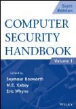 Computer Security Handbook   2014 9781118134108 Front Cover