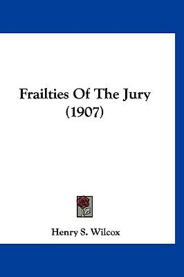 Frailties of the Jury  N/A edition cover