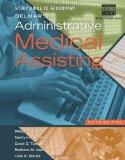 Delmar's Administrative Medical Assisting:   2013 edition cover